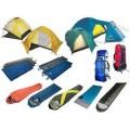 Палатки,Спальники и Коврики