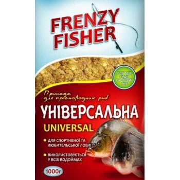 "Прикормка Frenzy Fisher ""Империя"" Универсал-клубника"